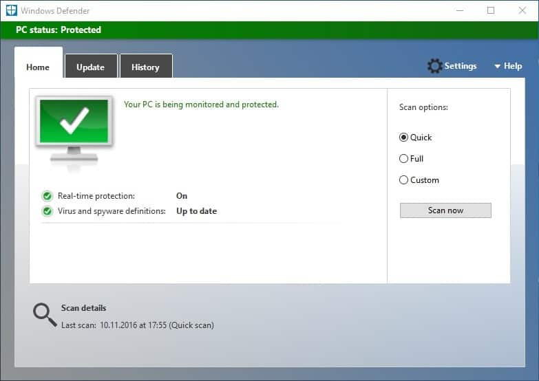 free antivirus  kaspersky windows 10