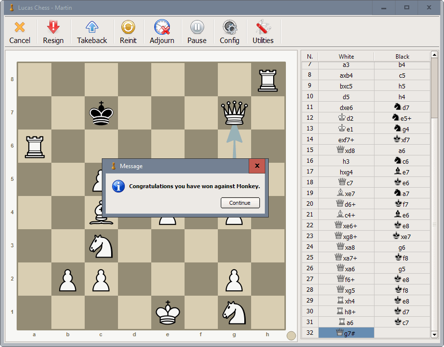 Chess free learn play