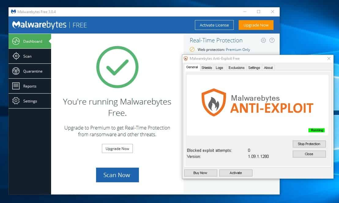 malwarebytes free anti exploit