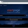 startpage tips