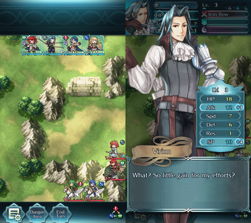fire emblem heroes fight