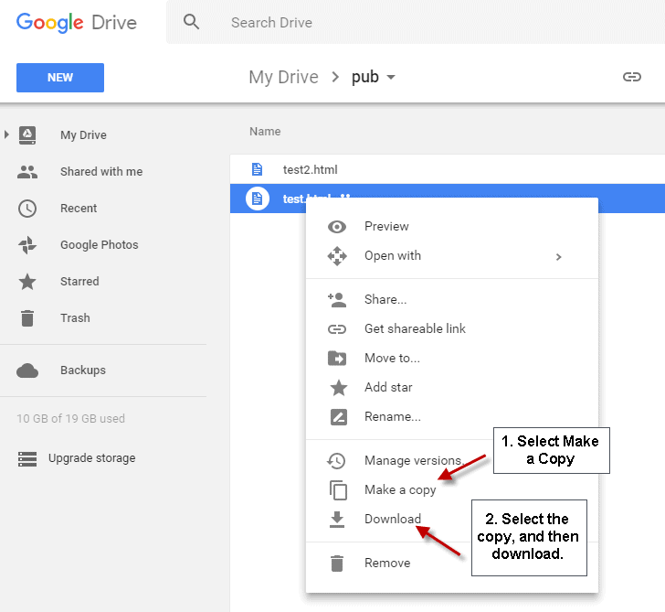 Fix Google Drive: Sorry, you can't view or download this ...