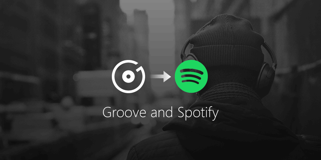 Microsoft shifts Groove Music customers to Spotify