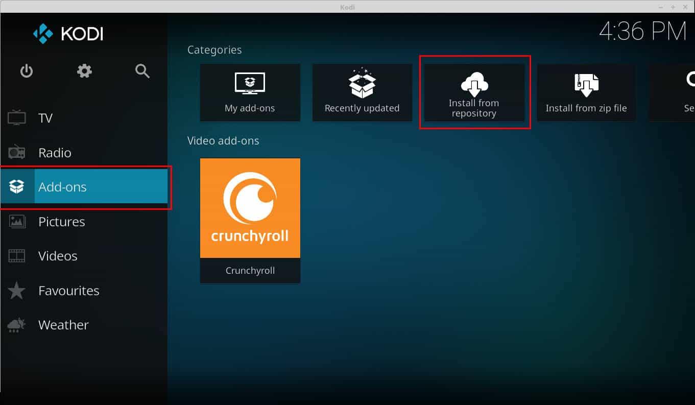 Kodi Doesn 039;t Want To Download //FREE\\ Kodi-Add-ons