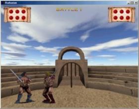 barbarian returns screenshot