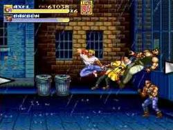 streets of rage