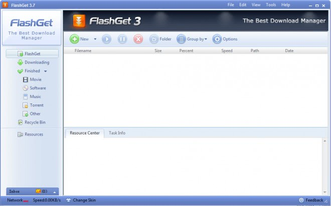 flashget download manager