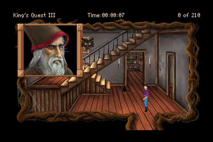 kings quest iii