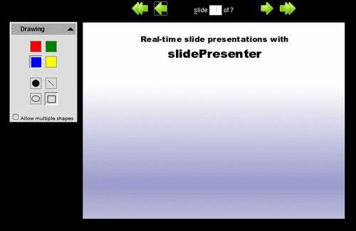 slide presenter