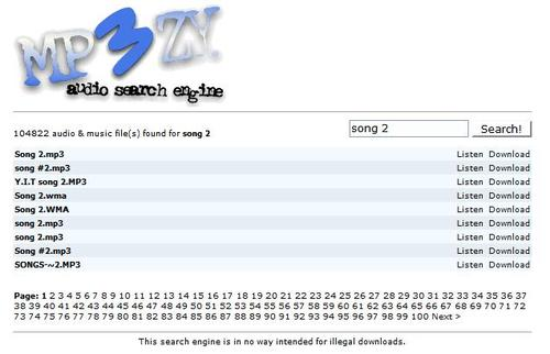 mp3 online search mp3zy