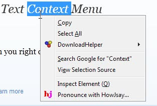 howjsay pronounce