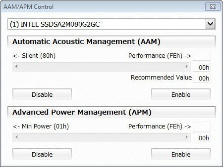aam apm controls