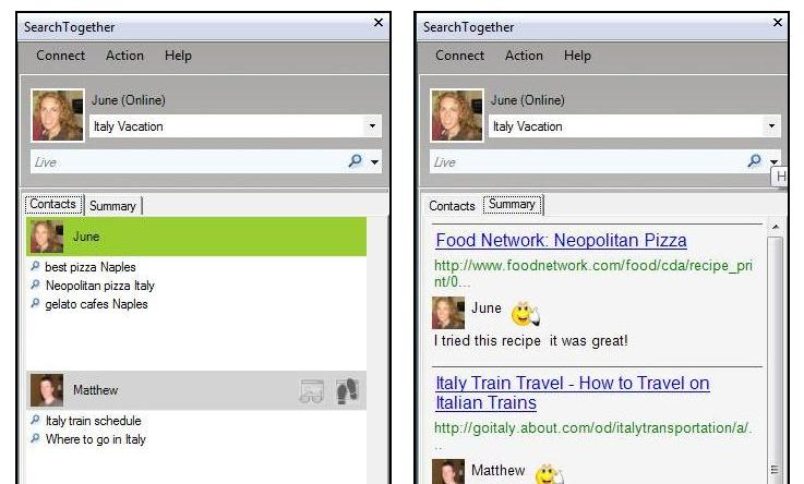 microsoft searchtogether