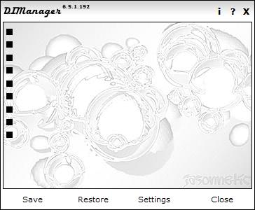 desktop icon manager