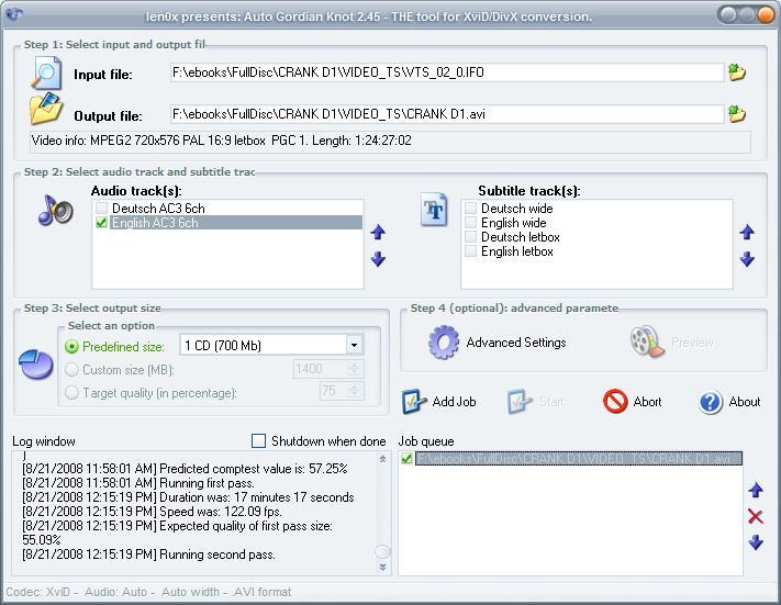 autogk video software