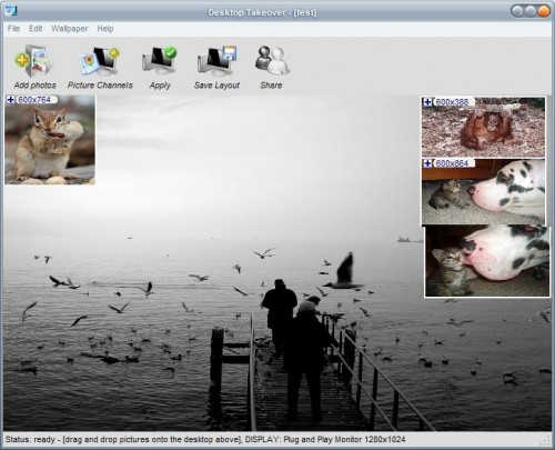 desktop takeover