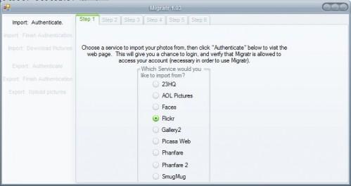 image hosting sites migratr