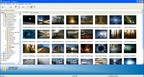 windows explorer update