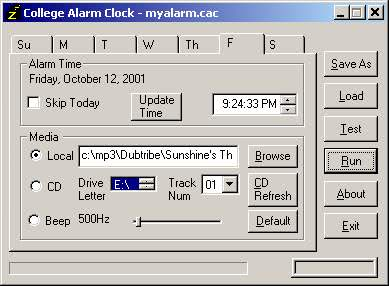 Atomic Alarm Clock - Download