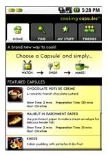 cooking capsules