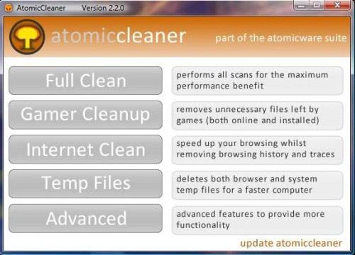 internet cleaner