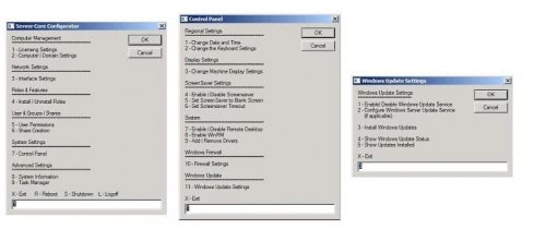 windows server 2008 server configurator