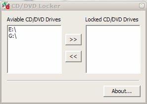 dvd locker