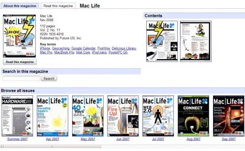 magazines online