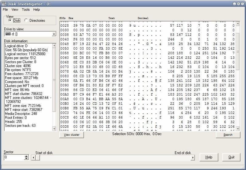 hard drive data retrieval