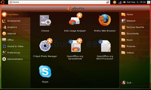 ubuntu eee pc