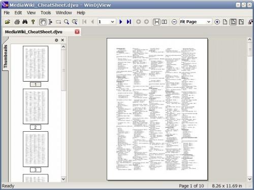 Мак чтения для для программы djvu файлов