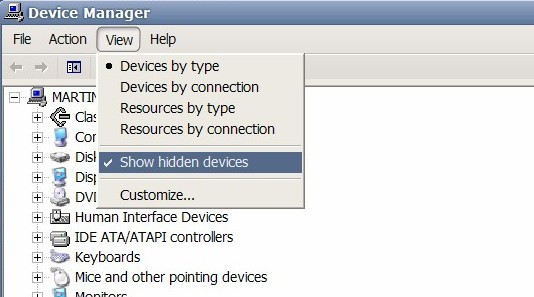 old device drivers
