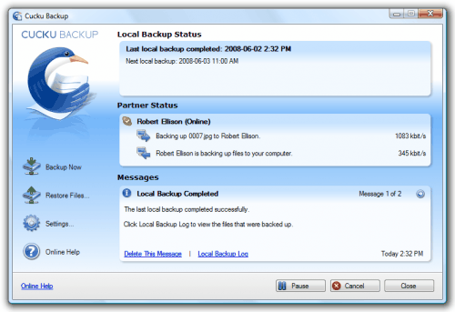 Free Backup Software Best Windows Backup Software