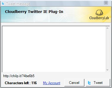 internet explorer twitter