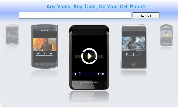 Play Videos on your Mobile Phone with Vuclip
