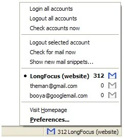 gmail account manager