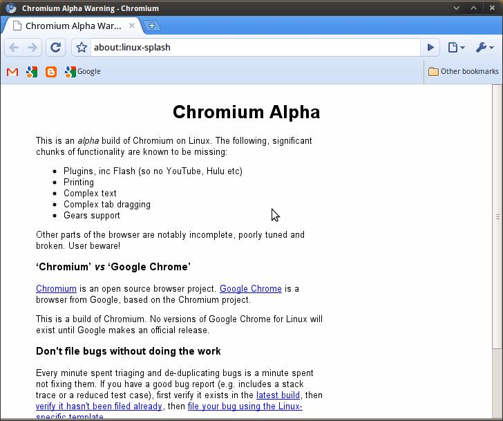 gogole browser