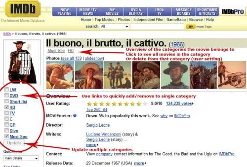 my imdb