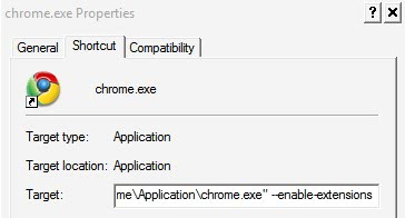 google browser extensions