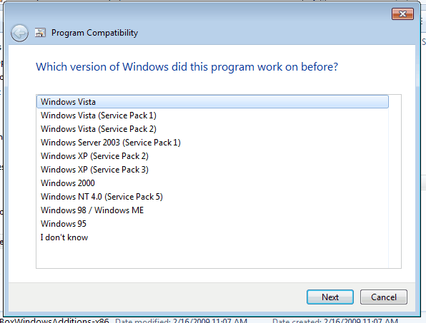 How To Install Windows Vista In Virtualbox - Crusysafazle