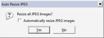 auto resize images