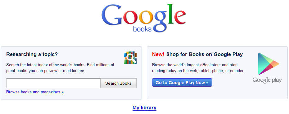 1 million public domain books added to google books