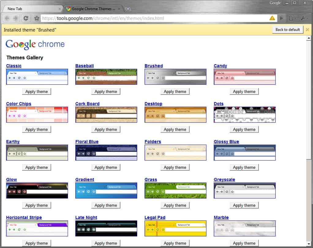 Google themes uninstall - Google Themes Uninstall 30