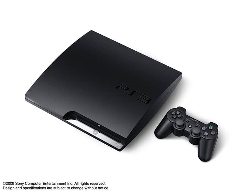 Add a bigger hard drive to your PS3