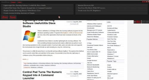 siteflow bookmarklet