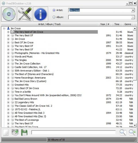 freedb music database