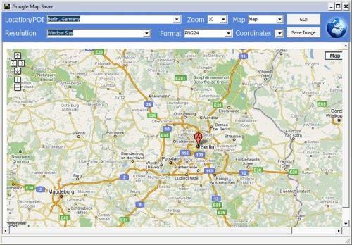 google map saver