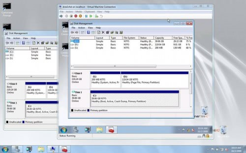 virtual disk image
