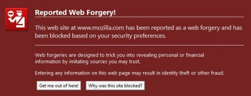 web forgery