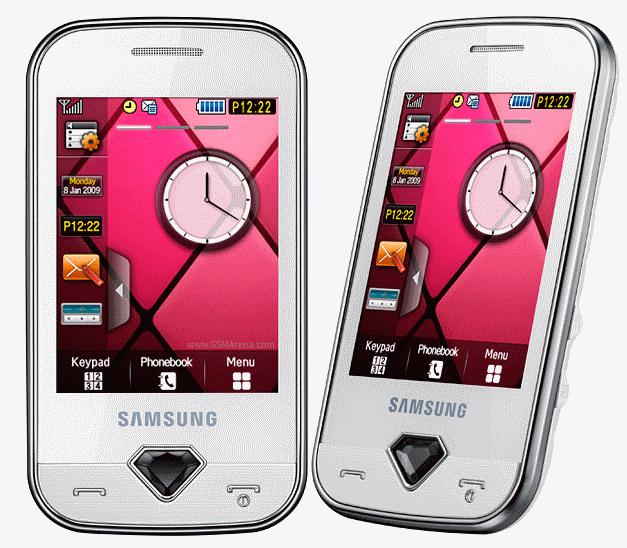 Samsung Diva Phones Turn Up The Bling Factor